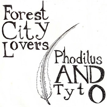Phodilus And Tyto [b/w If I Were A Tree] cover art