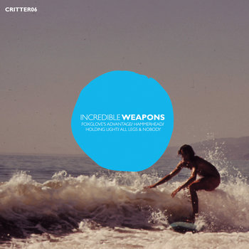 Incredible Weapons cover art
