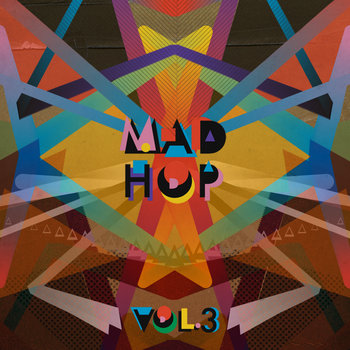 Mad-Hop vol.3 cover art