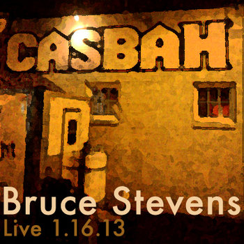 Live at the Casbah 1.16.13 cover art