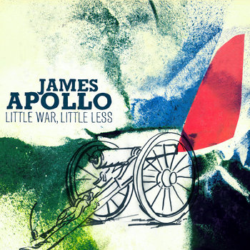 Little War, Little Less cover art