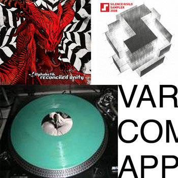 Various Compilation Appearances [Self Release03] cover art