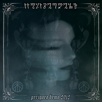 "Wolvserpent ""Perigaea"" Demo 2012 cover art"