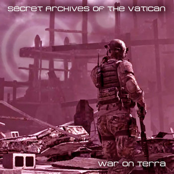 War on Terra cover art