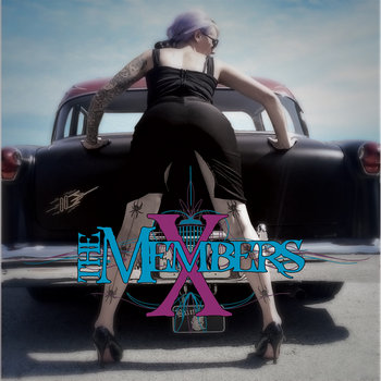 The X Members cover art