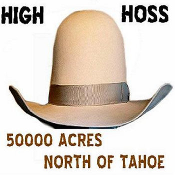 50000 Acres North Of Tahoe cover art