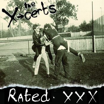 Rated XXX cover art