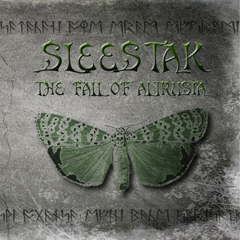 The Fall Of Altrusia cover art