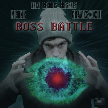BOSS BATTLE (ft.Graves 33) cover art