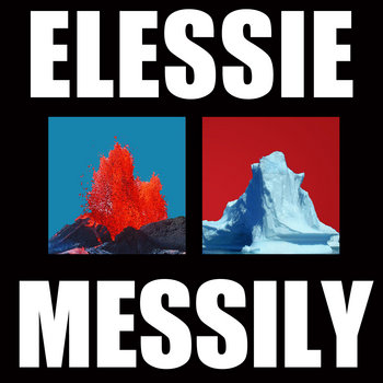 Messily EP cover art