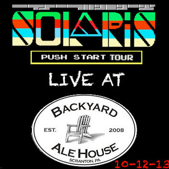 Live @ The Backyard Ale House. 10/12/13 cover art