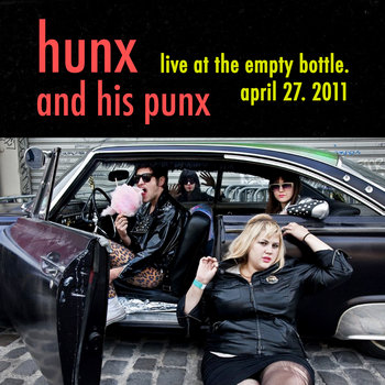 Hunx and his Punx - April 27, 2011 cover art