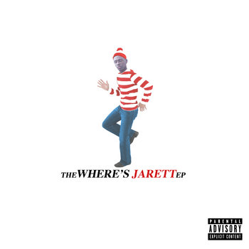 the Where&#39;s Jarett EP cover art