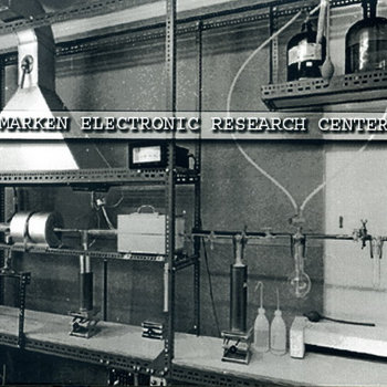 Komarken Electronic Research Center cover art