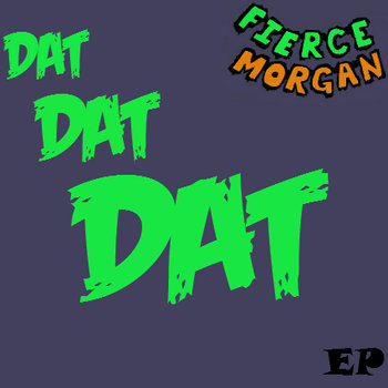 DAT EP cover art