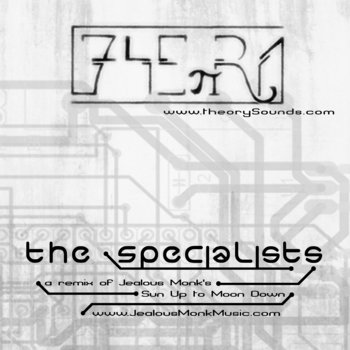 The Specialists cover art
