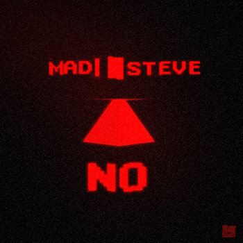 Mad Steve - No cover art