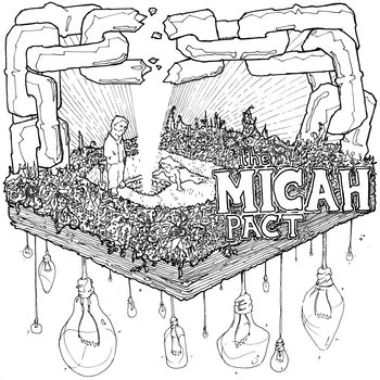 The Micah Pact EP cover art
