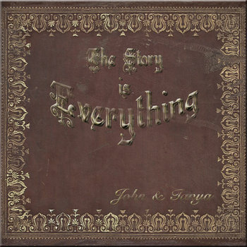 The Story Is Everything (CD + download) cover art