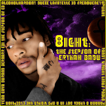 8ight: The Stepson of Erykah Badu cover art