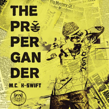 The Proper Gander cover art