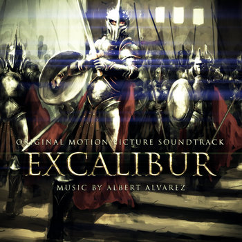 Excalibur cover art
