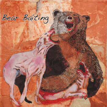 Bear Baiting E.P. cover art