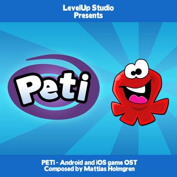 Peti OST cover art