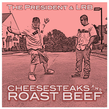 CheeseSteaks & Roast Beef (EP) cover art