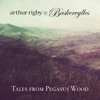Tales From Pegasus Wood cover art