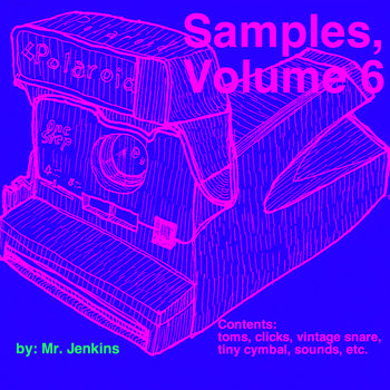 Samples, Volume 6: Toms, Clicks, Etc. cover art