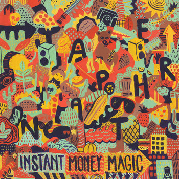 JAPANTHER - INSTANT MONEY MAGIC cover art