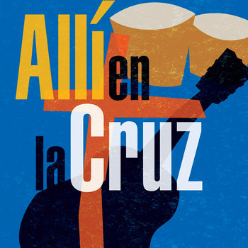 Allí en la Cruz cover art