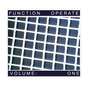 Function Operate: Volume One cover art
