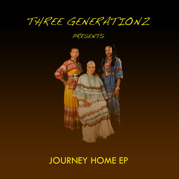Journey Home (EP) cover art