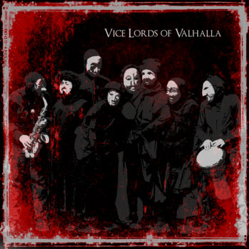 Vice Lords of Valhalla EP cover art