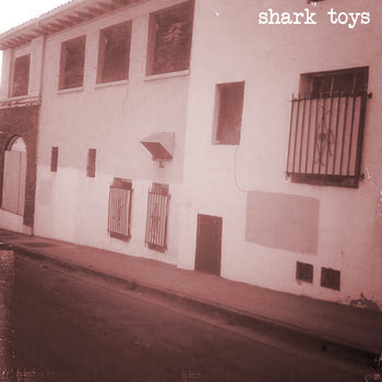 Shark Toys LP (Dead Beat Records) cover art
