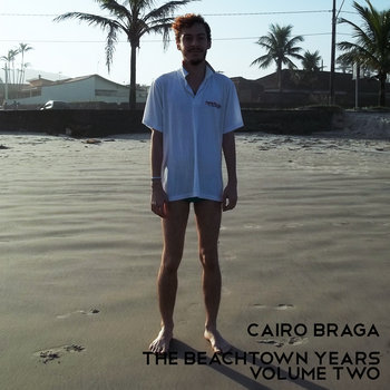 The Beachtown Years Volume Two cover art
