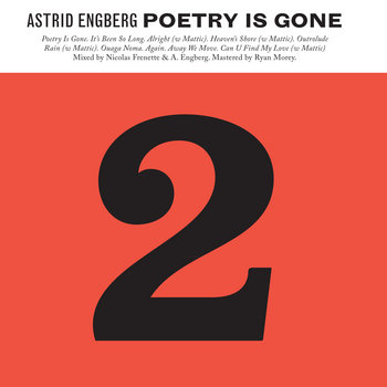 Poetry Is Gone cover art