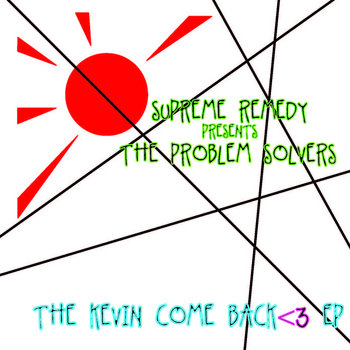 The Kevin Come Back <3 EP cover art