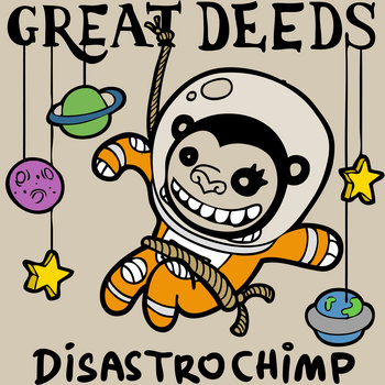 Disastrochimp cover art