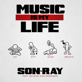 Music Is My Life - (Single) cover art