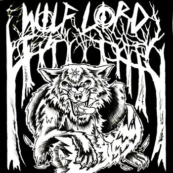 Wolf Lord/Hooded Eagle Split cover art