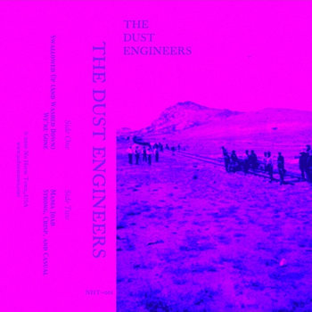 The Dust Engineers EP cover art