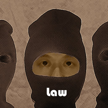 Law cover art