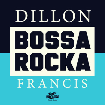 Bossa Rocka EP cover art