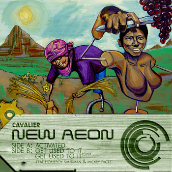 New Aeon cover art