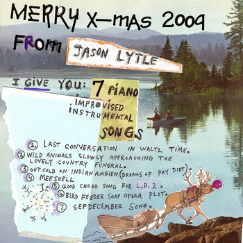 Merry X-Mas 2009 cover art