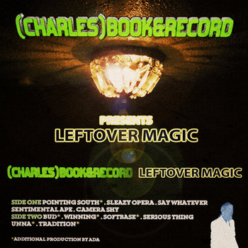 LEFTOVER MAGIC cover art