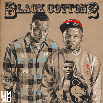 Black Cotton II (ALBUM) cover art